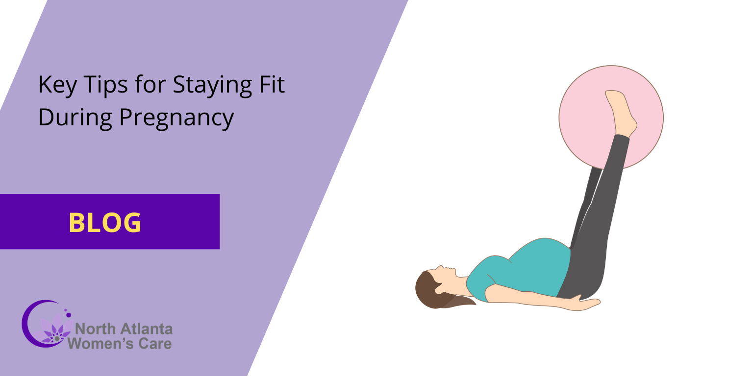 Key Tips for Staying Fit During Pregnancy